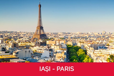 oferte-avion-IASI-PARIS